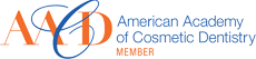 AACD American Academy of Cosmetic Dentistry member
