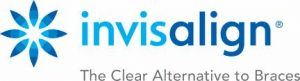 Invisalign The clear alternative to braces logo