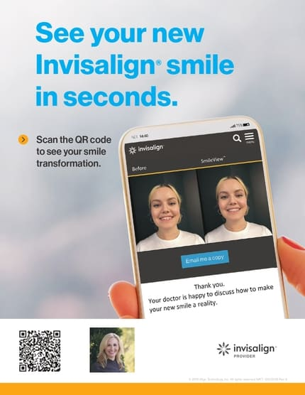 Smile View Flyer