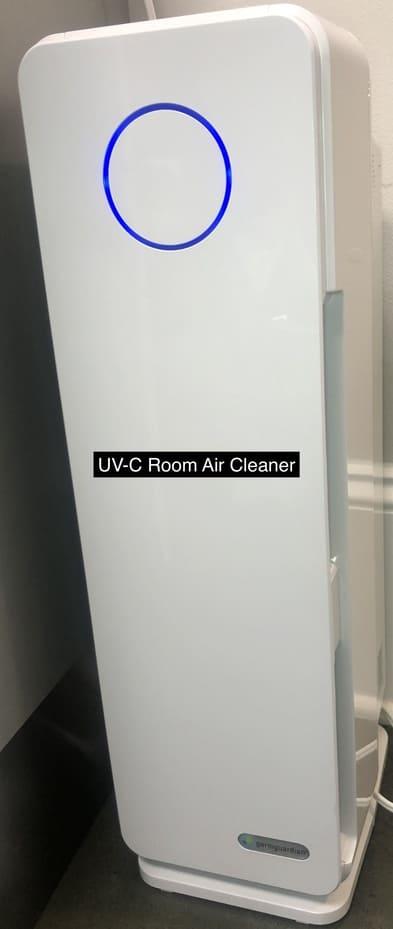 UV-C Room Air Cleaner
